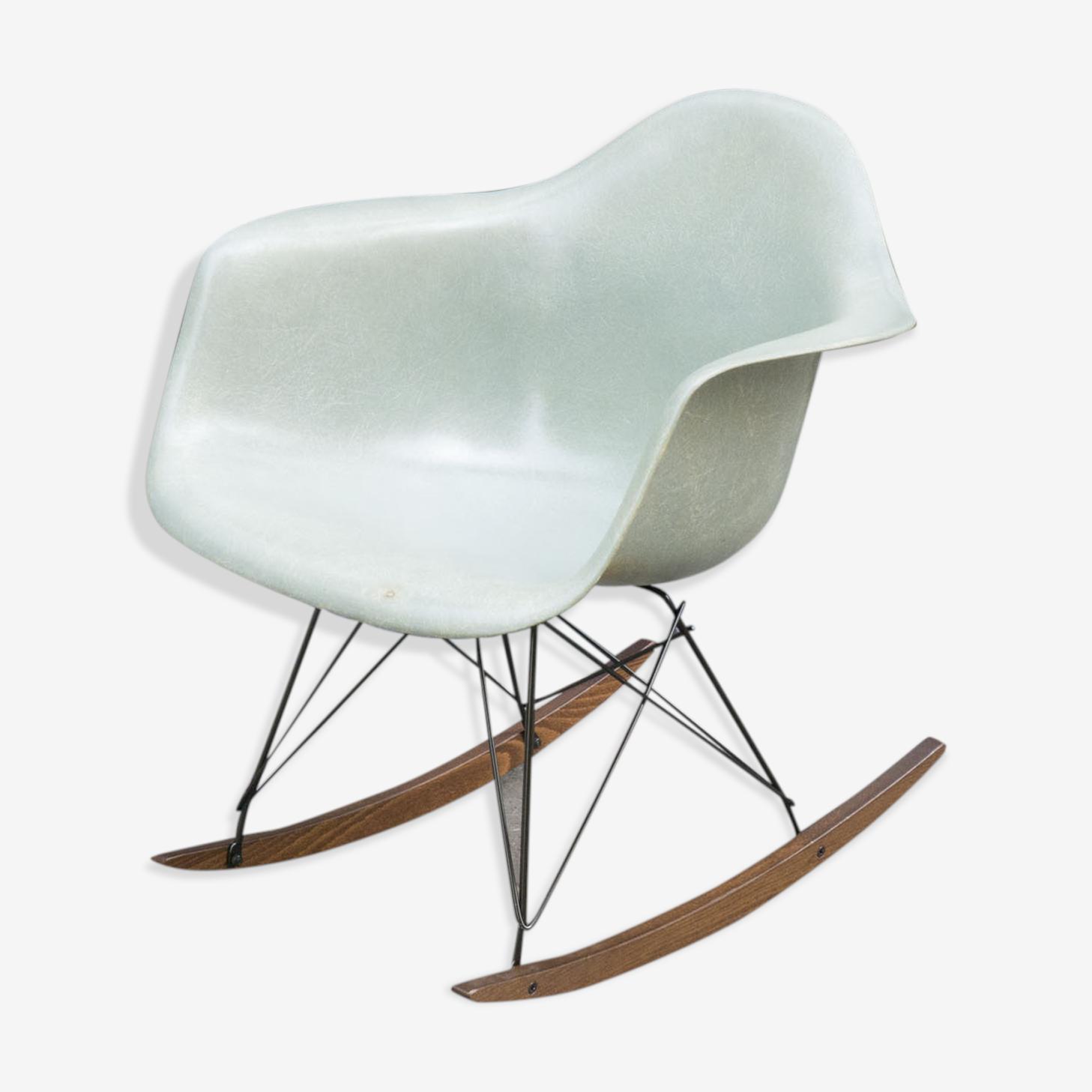 Rocking-chair Eames Zenith Herman Miller