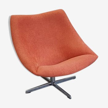 Oyster armchair by Pierre Paulin for Artifort