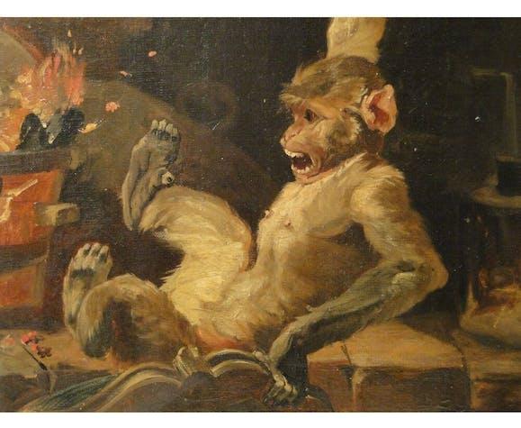 Tableau du XIX° siècle