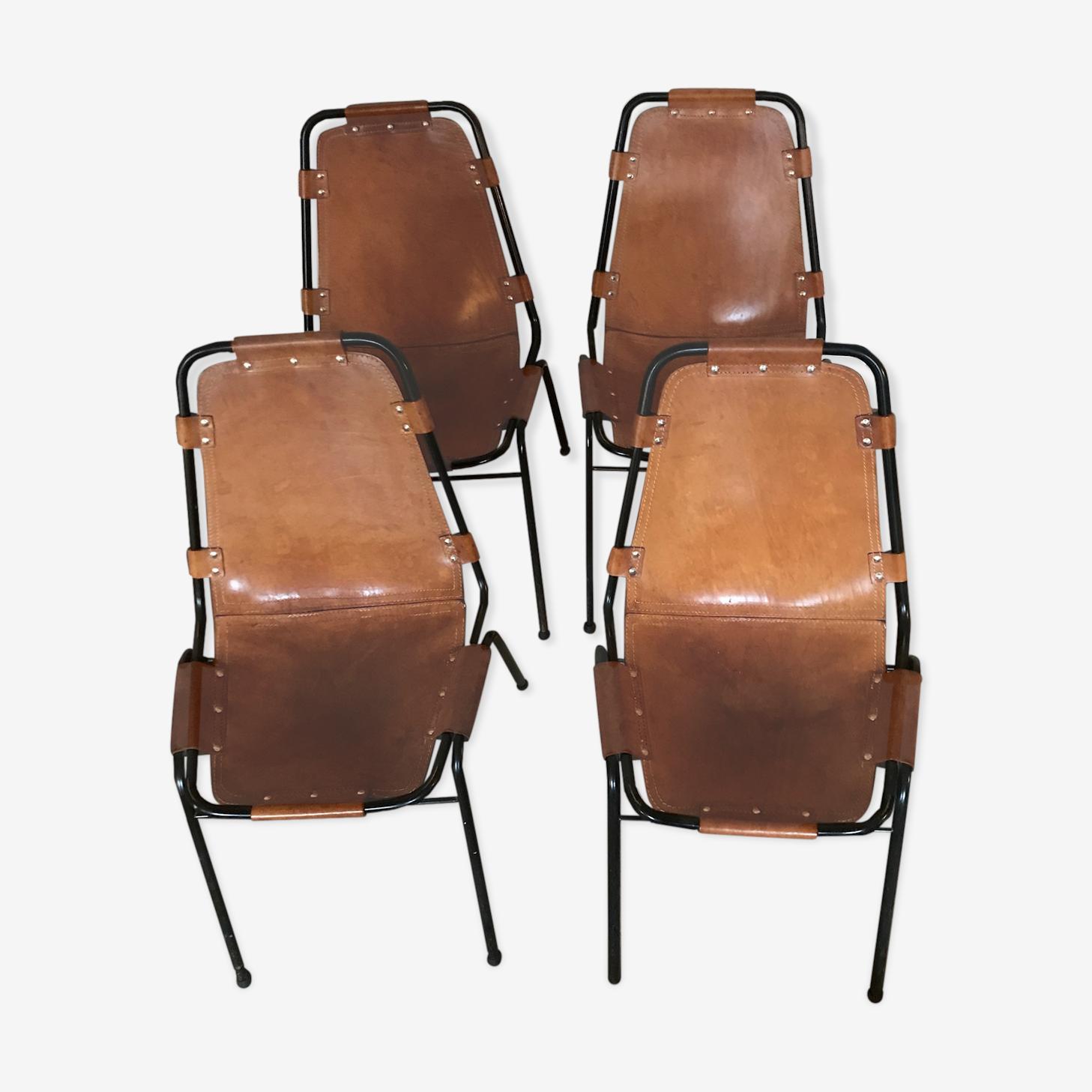 Série de chaises Les Arcs