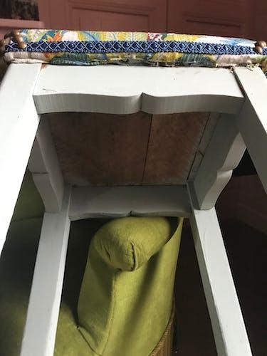 Vintage stool