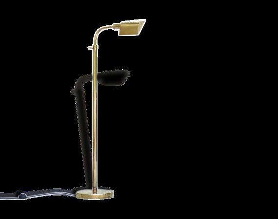 liseuse lampe sur pied fabulous lampadaire nino noir with. Black Bedroom Furniture Sets. Home Design Ideas