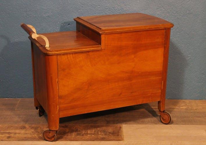 Chariot bar desserte Art Deco  1930
