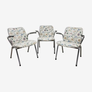 Gispen chairs 1960 s Netherlands