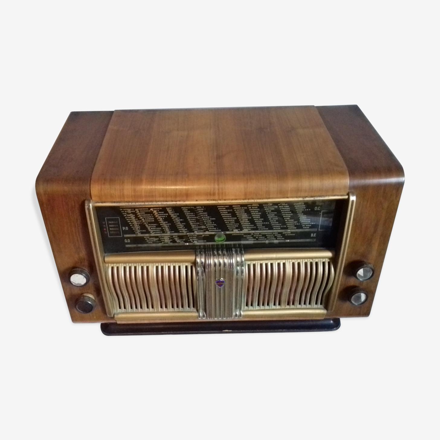 Ancient radio station