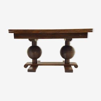 Table De Salle A Manger Style Art Deco 3 2 1 Chinez