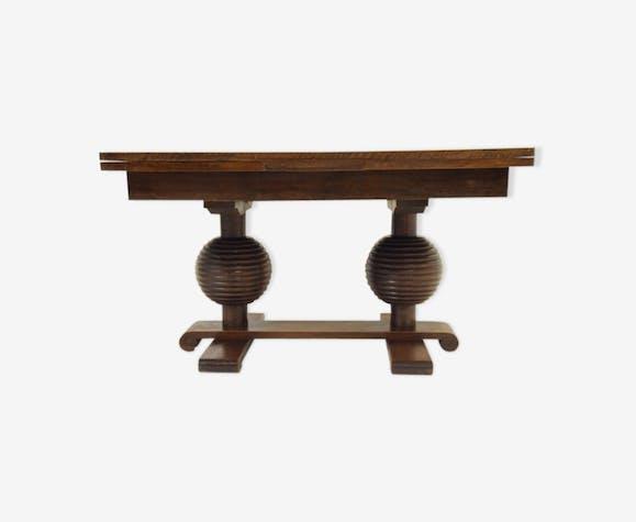 datant antique table à manger