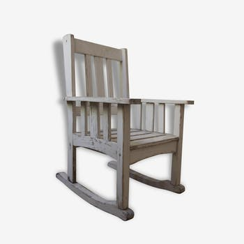 Rocking chair d'enfant