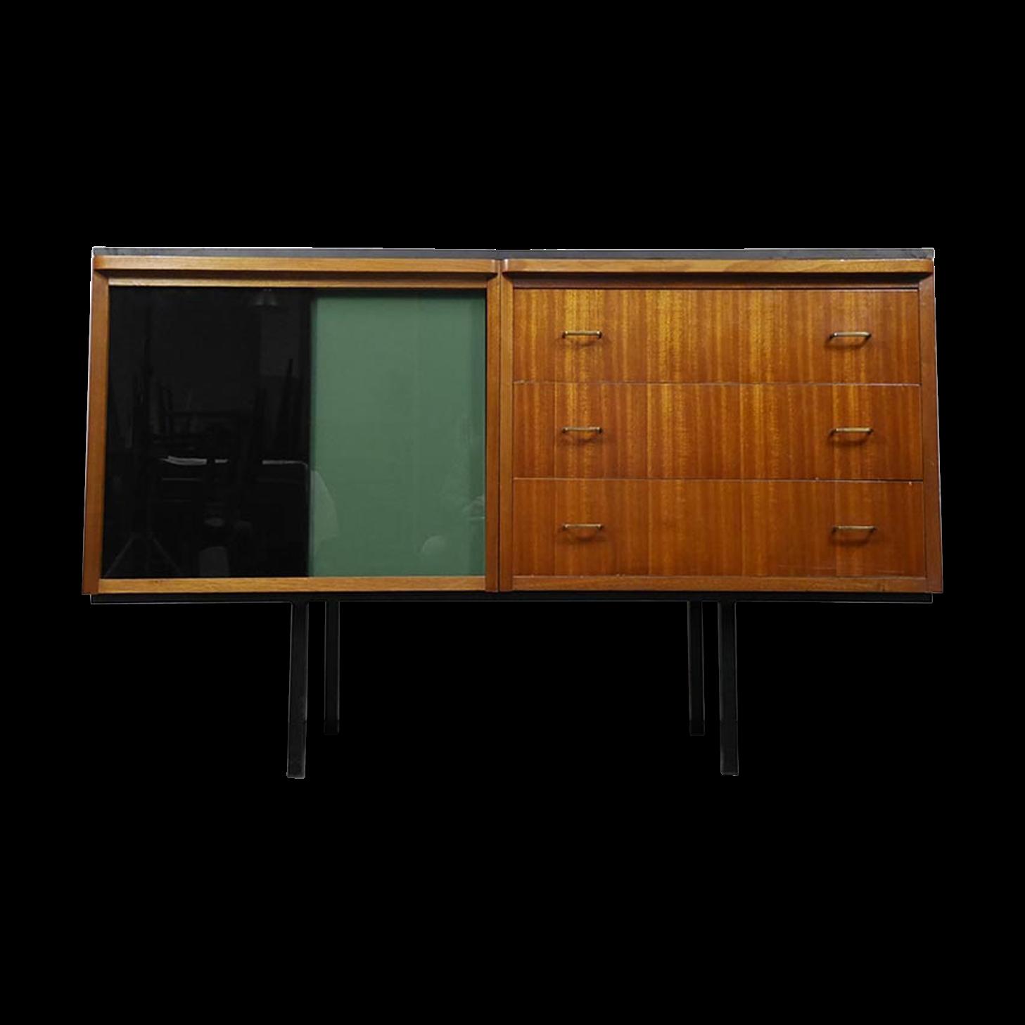 buffet scandinave pas cher commode salon pas cher maison. Black Bedroom Furniture Sets. Home Design Ideas