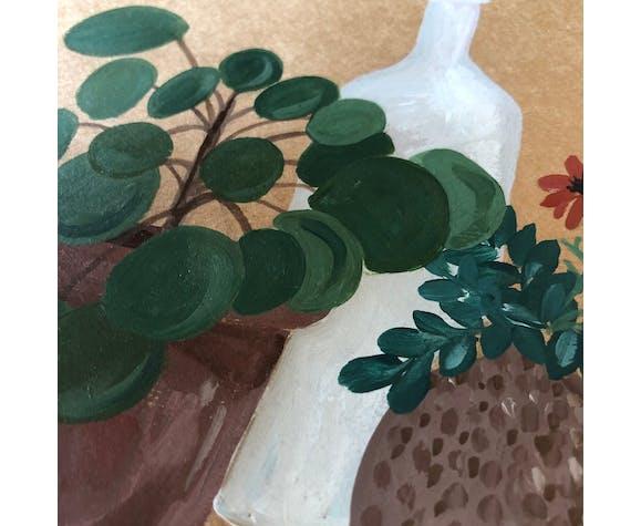Plantes et figues