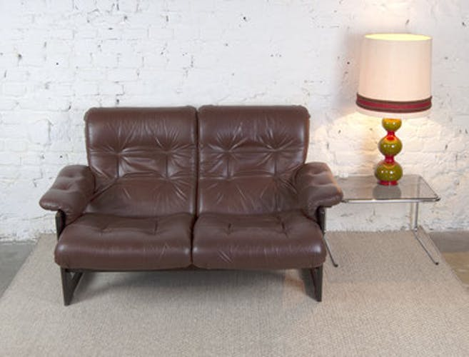 Sofa years 60 by Arne Norell