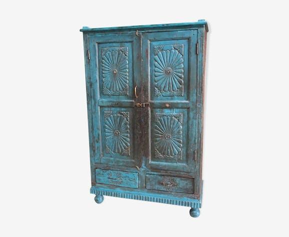Buffet Cabinet former Dresser old teak