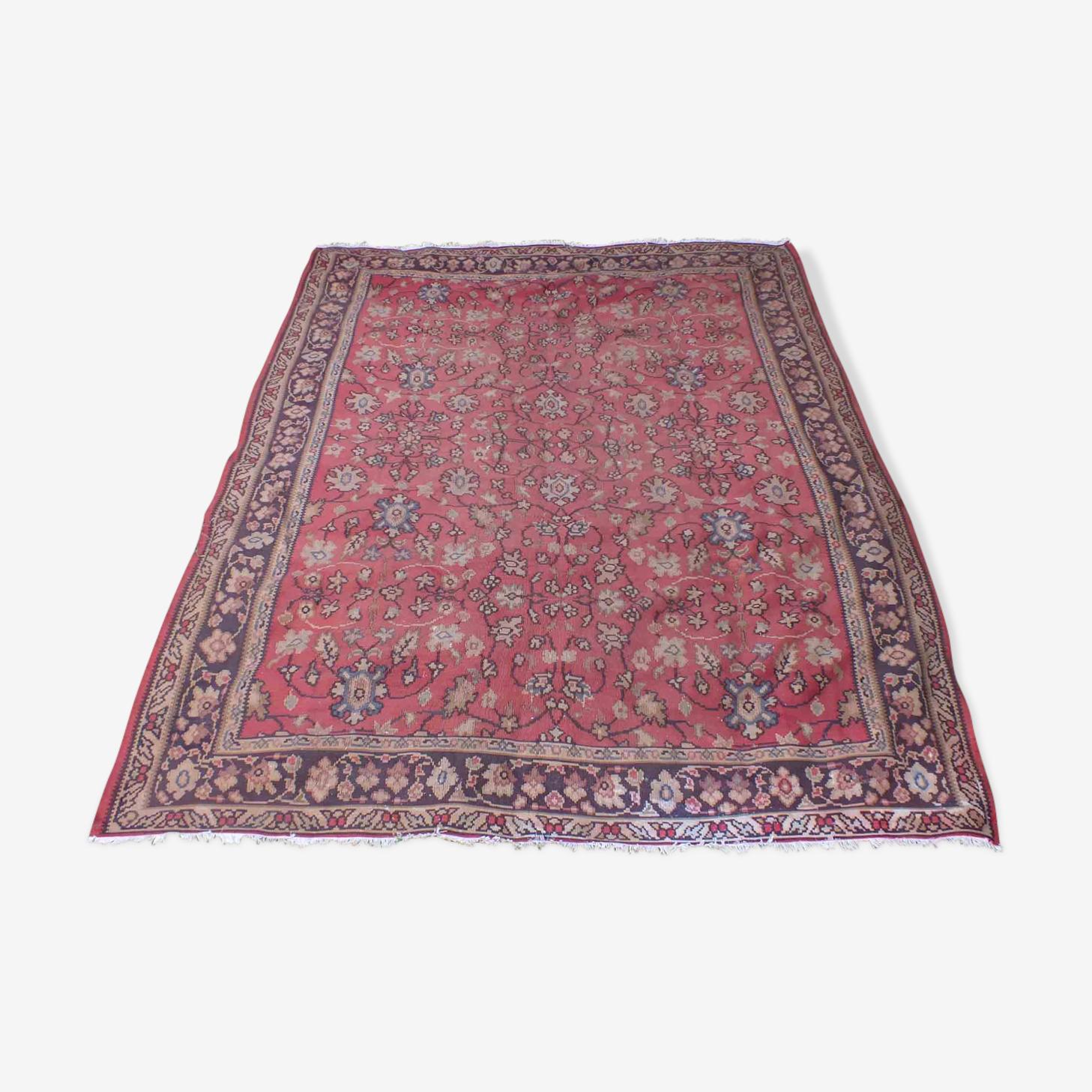 Tapis kilim turc  335x258 cm