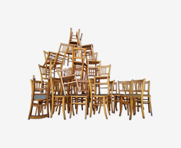 Chaises Luterma bistrot