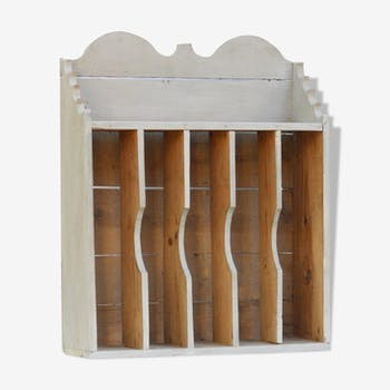 Shelf, sorter, small storage unit