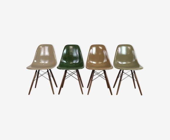 Chaises Eames Herman Miller DSW