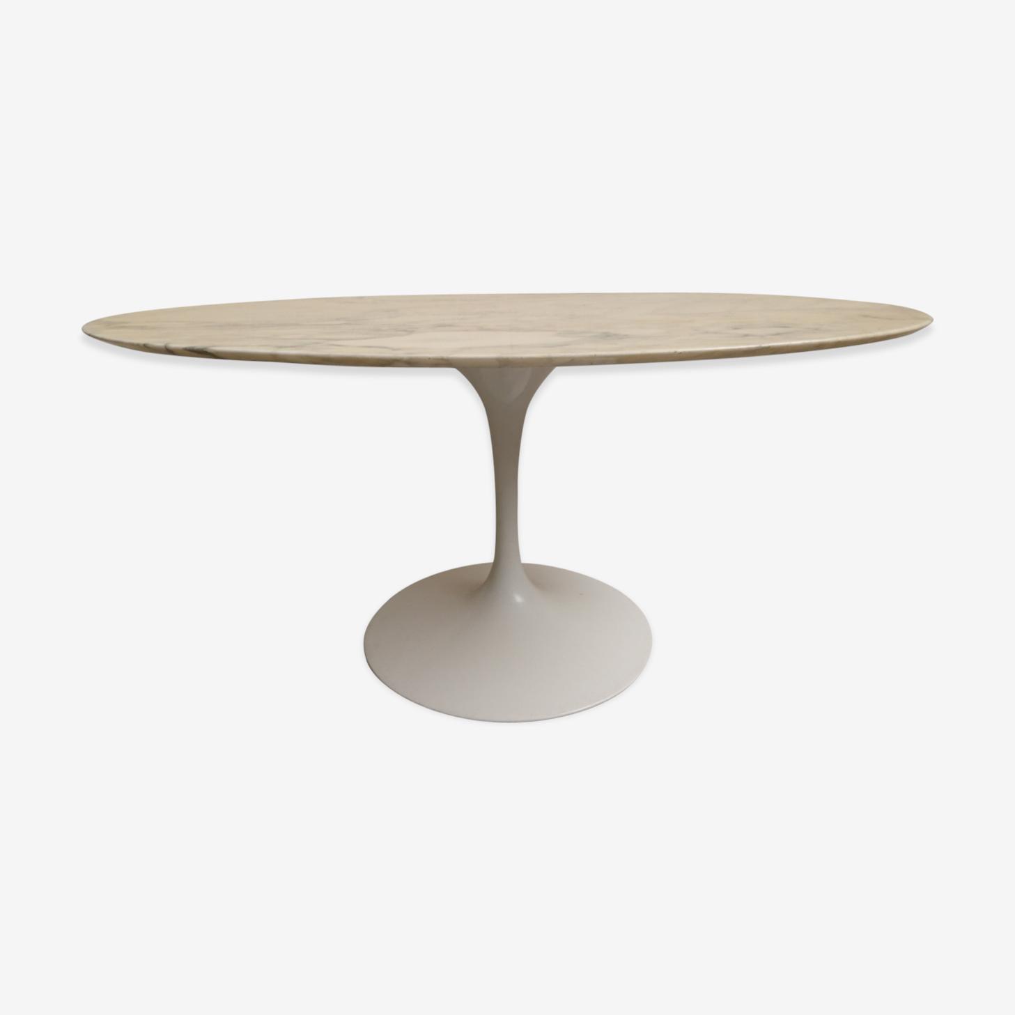 Table marble Knoll