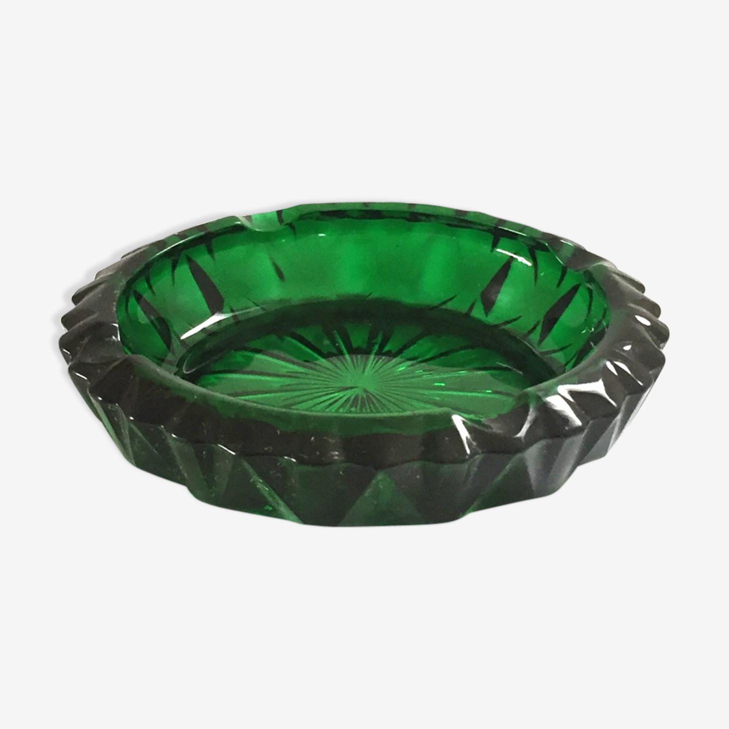 Cendrier vert