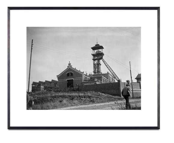 """Mining area, World Heritage"" photography"