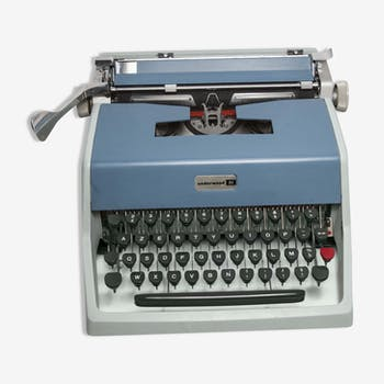Machine à écrire underwood 21