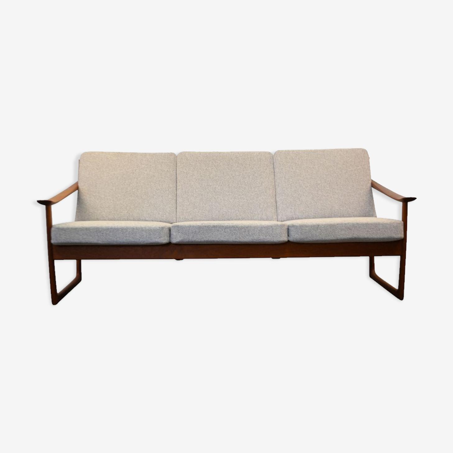 Canapé 3 places par Peter Hvidt & Orla mimouni-Nielsen FD130