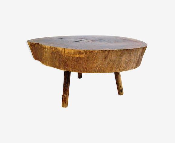 table basse rondin bois bois table basse originale fait maison gnial canap ikea kivik revtement. Black Bedroom Furniture Sets. Home Design Ideas