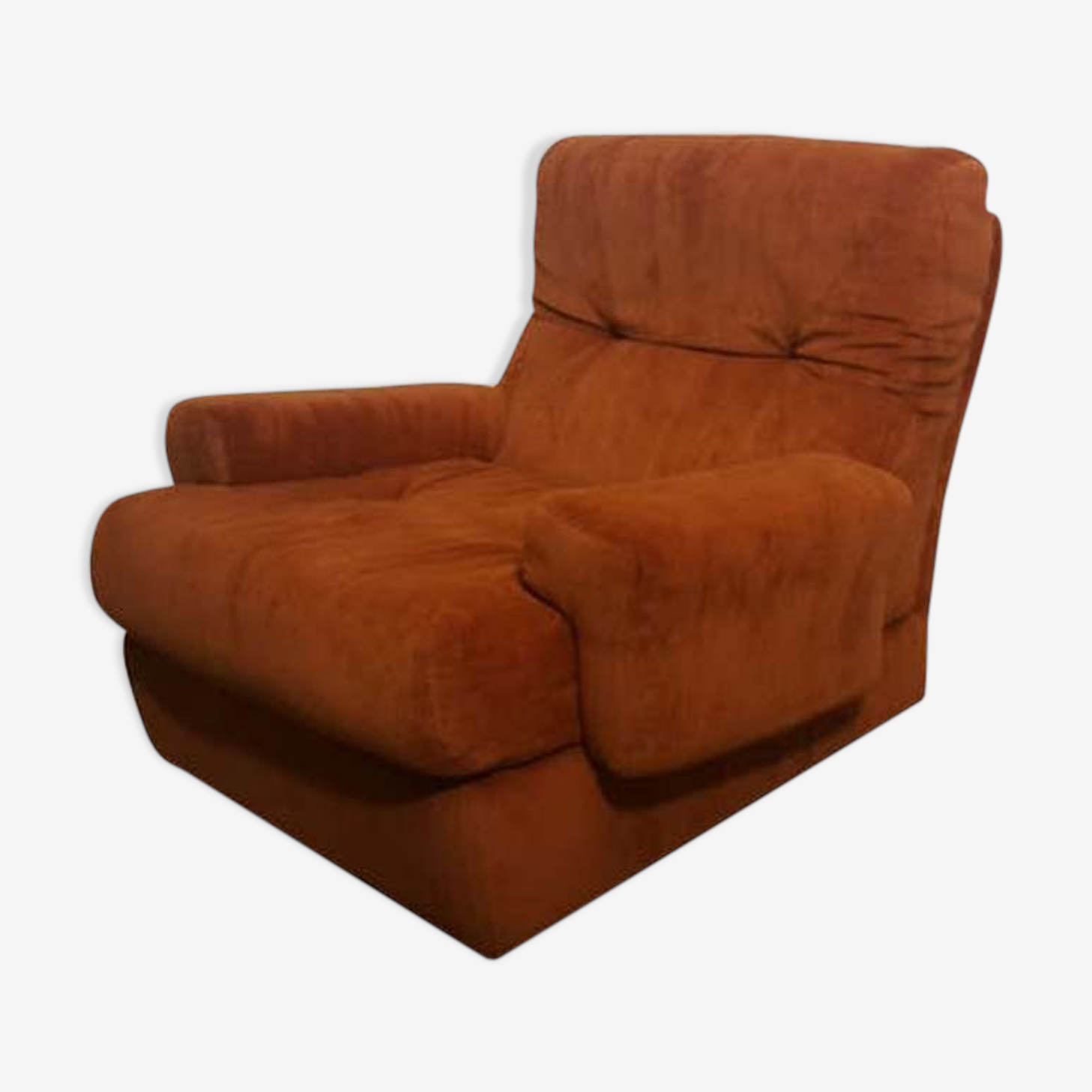 Fauteuil chauffeuse Steiner
