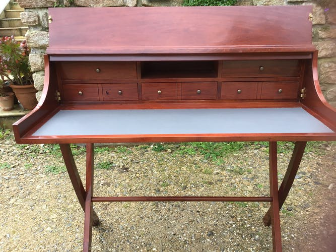 Office secretary solid wood