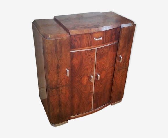 meuble bar art d co ann es 30 bois mat riau bois couleur art d co qxos6ny