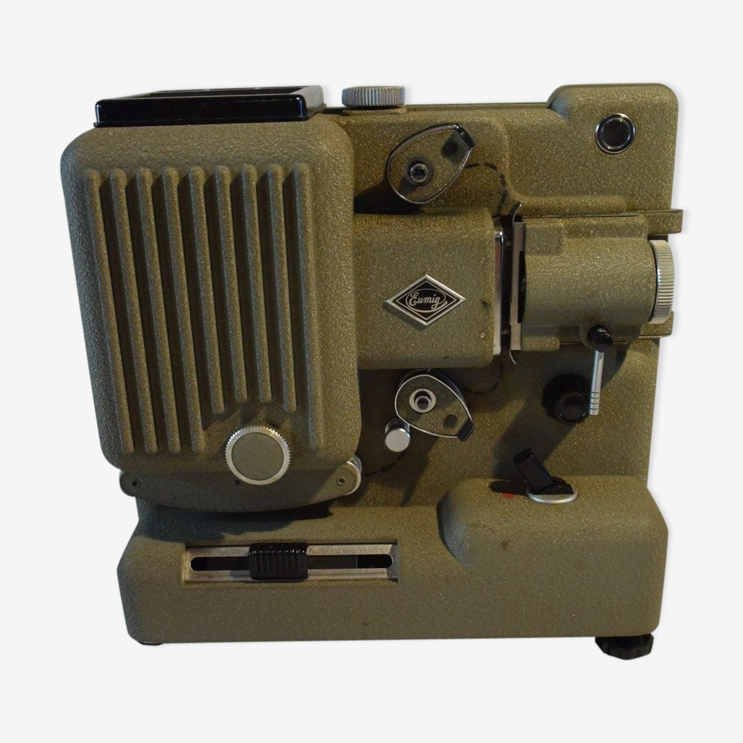 Ancien projecteur Eumig P8 Wien