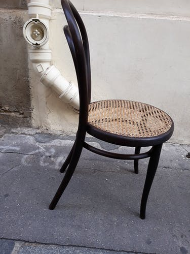 Chaise bistro Thonet