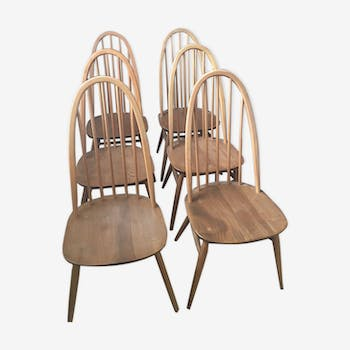 Ercol 60s chairs