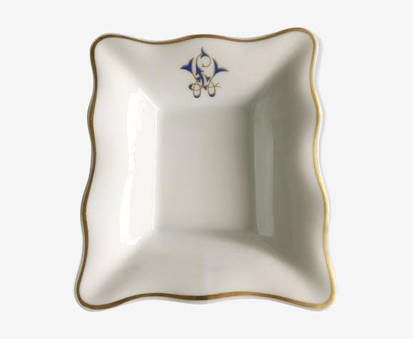 Porcelain butchery Bowl Limoges