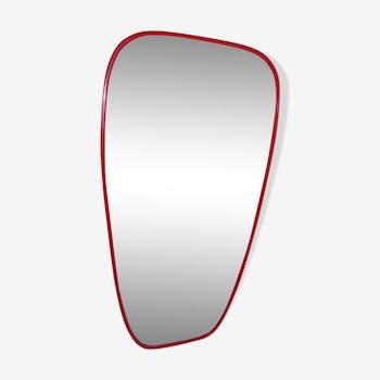 vintage shape mirror 31x59 cm