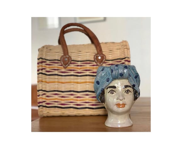 Vase sicilien Mini femme