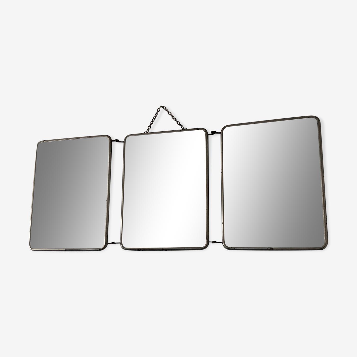 Barber mirror 1960 24x59cm