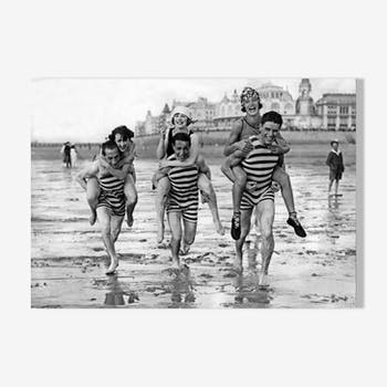 "Photogpahie ""the pleasures of the beach"""