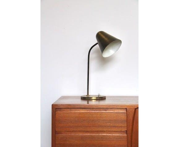 Lampe de Jacques Biny éditions Luninalite France 1955 | Selency