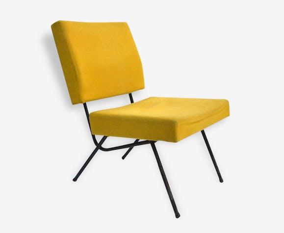 Tissu Chauffeuse Design 163553 Fauteuil Jaune Qthrsd