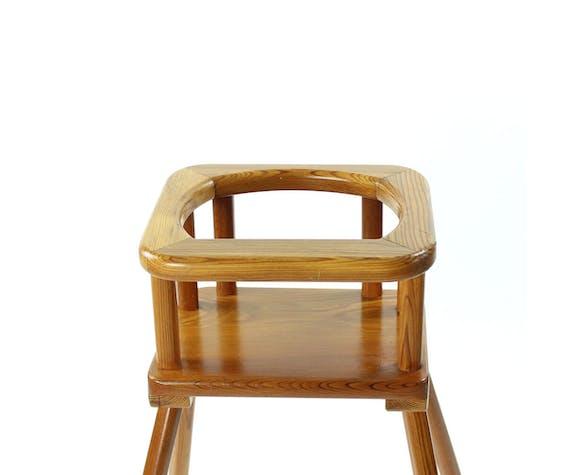 1960s Children Chair in Beech Wood, Czechoslovakia