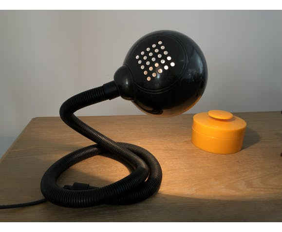 Vintage hembi style flexible snake desk lamp 80