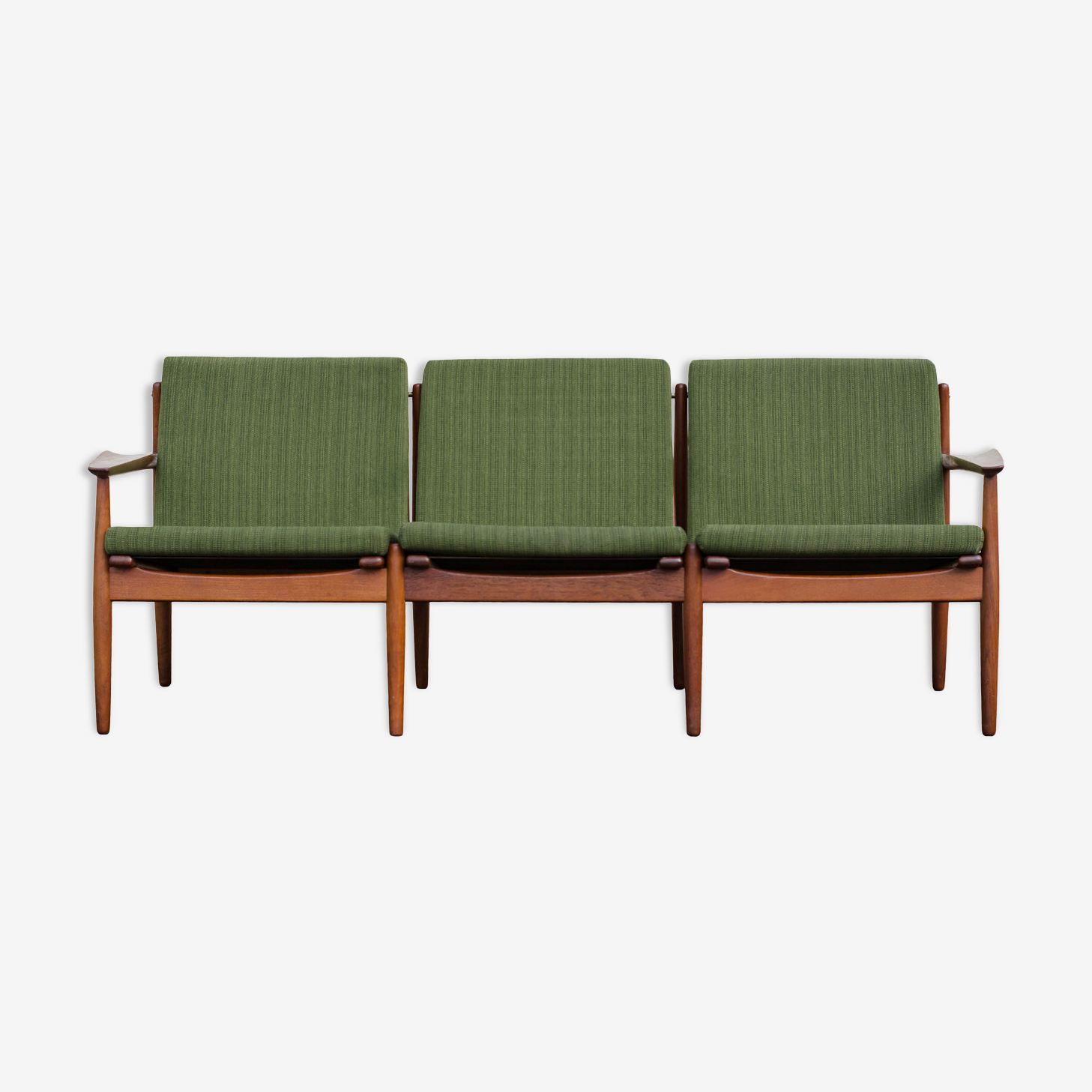 Banquette 3 places Arne Vodder 1960