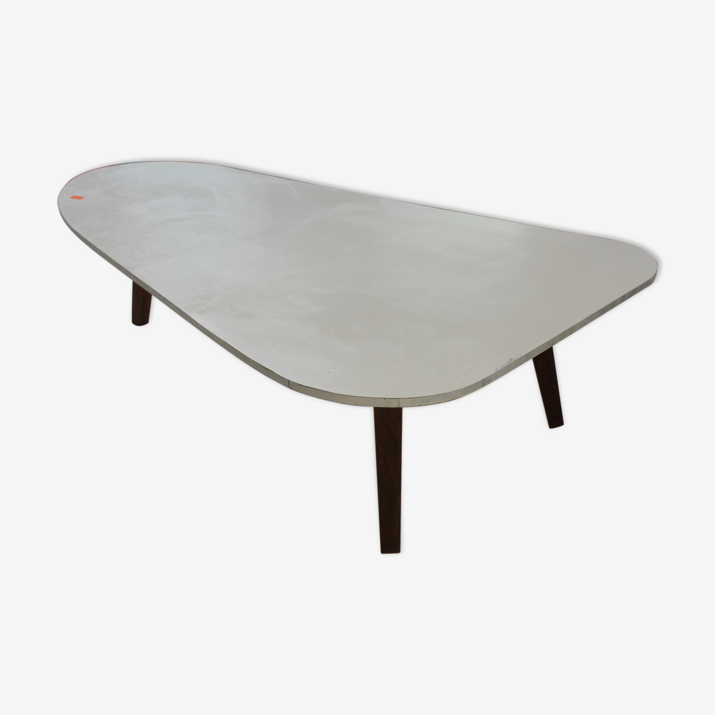 Table basse forme libre