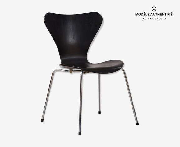 Chaise butterfly par Arne Jacobsen pour Fritz Hansen