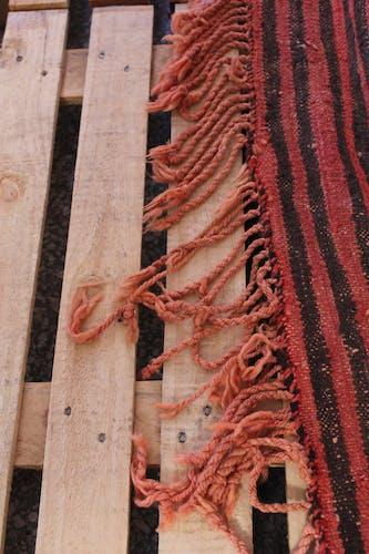 Berber carpet of Aït Boy Chaouen 370 x 208 cm