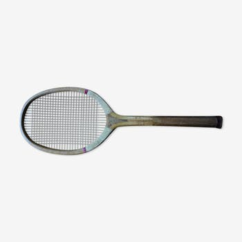 Tennis racket wood 1910-1920 Special Real