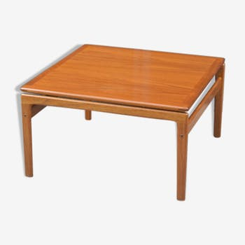 Table basse vintage d 39 occasion for Table basse danoise