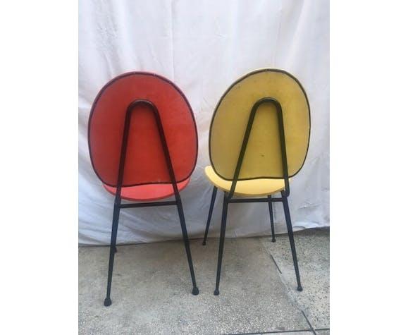 Duo de chaises sunburn