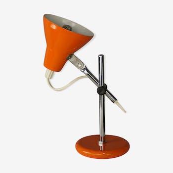 Lampe articulée en métal des années 50