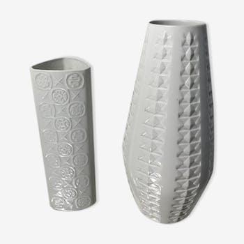 Duo de vases années 60